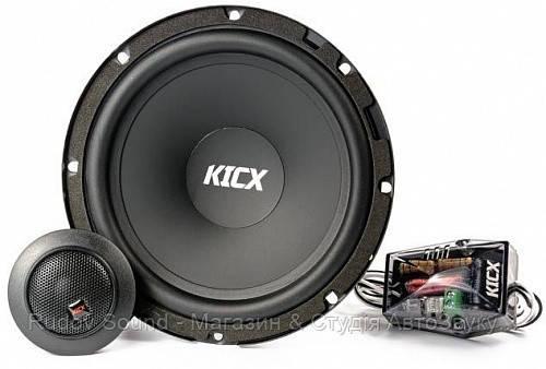 Компонентна акустика Kicx QR 6.2