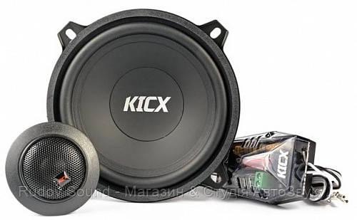 Компонентна акустика Kicx QR 5.2