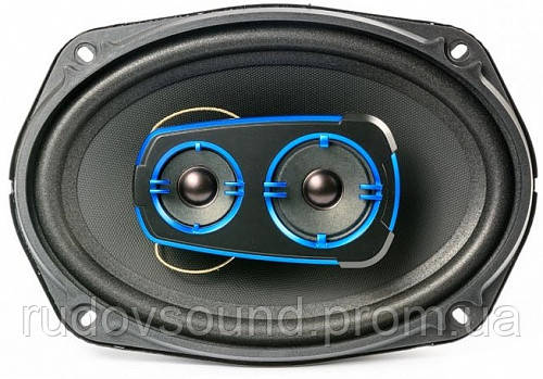 Коаксіальна акустика Kicx QR 693