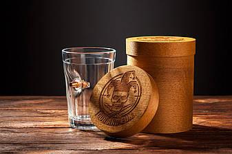 Граненый стакан с пулей 7.62, фото 2
