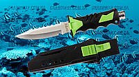Нож для подводной охоты и дайвинга Grand Way 24032, фото 1