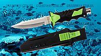Нож для подводной охоты и дайвинга Grand Way 24032