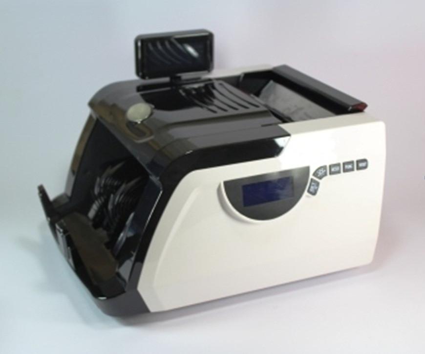 Машинка для счета денег, купюр с ультрафиолетовым детектором валют 6200 - MegaSmart в Днепре