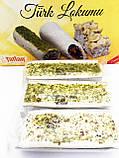 Рахат лукум білий TATLAN з фруктовим мармеладом 60 гр,, фото 2