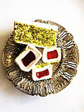 Рахат лукум білий TATLAN з фруктовим мармеладом 60 гр,, фото 7