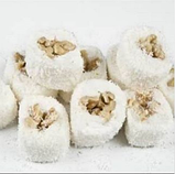 Рахат лукум белый TATLAN с фруктовым мармеладом 60 гр,, фото 10