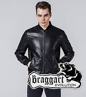 Braggart 1708 | Мужская ветровка черная