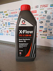 Моторное масло Comma X-flow 10w40 1л