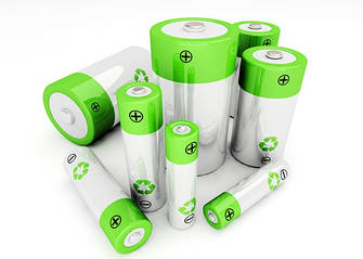 Батареї та акумулятори
