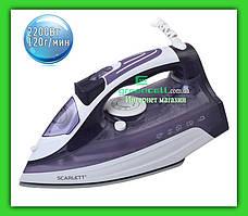 Утюг SCARLETT SC S130K21 2200W 120 g/min