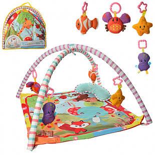 Коврик для младенца Cushion 717-23B Разноцветный