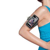Спортивный чехол на руку Belkin Sport Fit Armband для iPhone 5/5s/5se черный