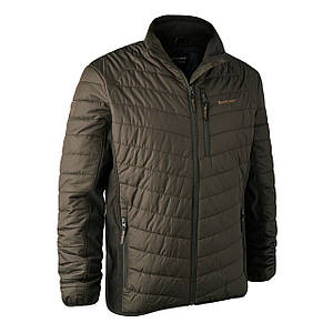 Moor Padded Jacket w. Softshell Product number: 5571