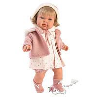 Іспанська Лялька Llorens плаче лялька Карла 42 см 42146, фото 1