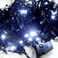 Гирлянда Нить STRING LED 500 белый, чёрный провод