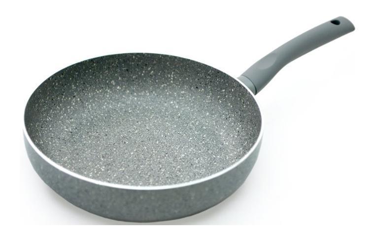 Сковорода Fissman VULCANO Ø20х4.5см с индукционным дном, фото 1