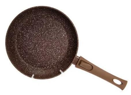 Сковорода Fissman Smoky Stone Ø26см со съемной ручкой, фото 1