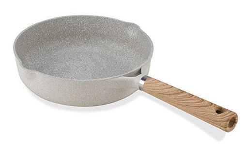Сковорода-сотейник Fissman Borneo Ø24см с антипригарным покрытием, фото 1