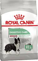 Royal Canin Medium Digestive Care для собак средних пород с чувствительным пищеварением 3КГ