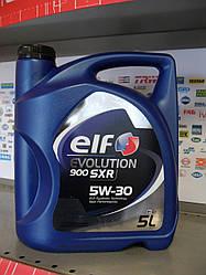 Моторное масло Elf Evolution 900 Sxr 5w30 5л