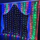 """[ОПТ] Вулична новорічна світлодіодна гірлянда """"Завісу"""", 180LED, 3м*3м, Різнокольорова, фото 3"""