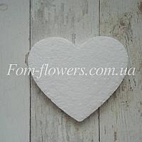 Пенопластовая заготовка Сердце, фото 1