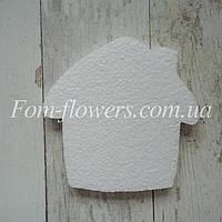 Пенопластовая заготовка Домик, фото 1