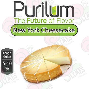 Ароматизатор Purilum - New York Cheesecake (Нью-Йоркский чизкейк)