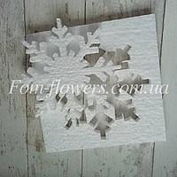 Пенопластовая заготовка Снежинка 2, фото 1