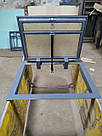 Напольный люк под ламинат 600*500 мм Best Lift / люк в погреб/ люк в подвал, фото 9