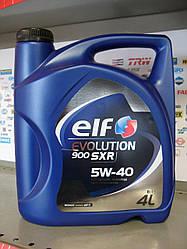 Моторное масло Elf Evolution 900 Sxr 5w40