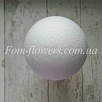 Пенопластовая заготовка Шар, диаметр 8 см
