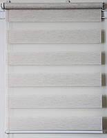 Готовые рулонные шторы 1100*1600 Ткань ВН-08 Лён, фото 1