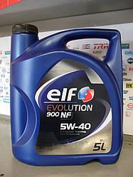 Моторное масло Elf Evolution 900 nf 5w40