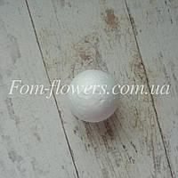 Пенопластовая заготовка Шар, диаметр 3см