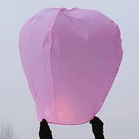 Небесный фонарик — розовый купол, фото 1