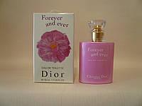 Dior- Christian Dior- Forever And Ever (2002)- Туалетная вода 18 мл (пробник)- Первый выпуск аромата 2002 года, фото 1