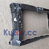 Панель передняя VW Jetta VI '11-18 USA, EUR (FPS) 5C6805588, фото 3