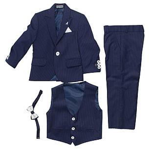 Нарядний костюм для хлопчика, 3 роки