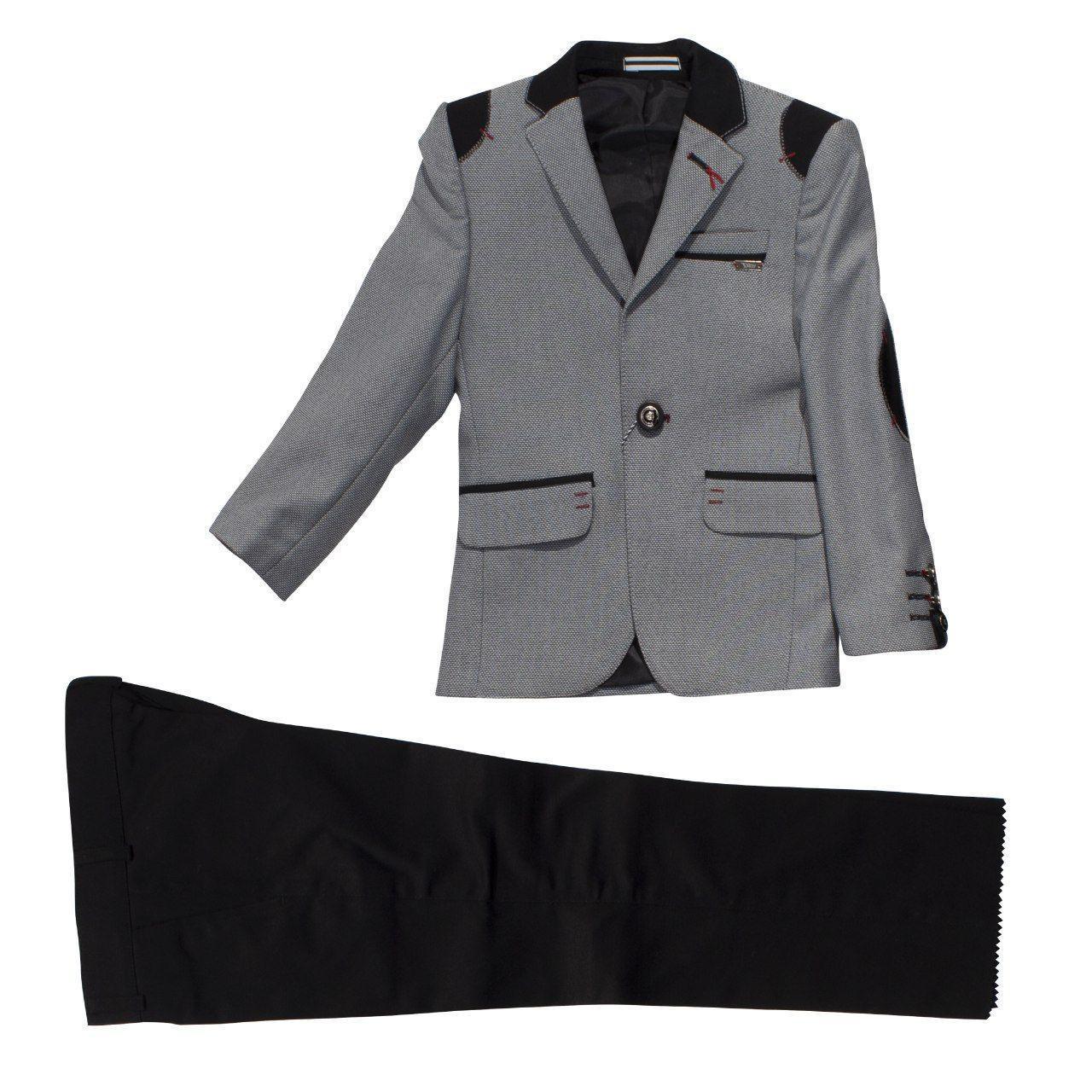 Сірий костюм для хлопчика, 92, 98, 104, 116 см