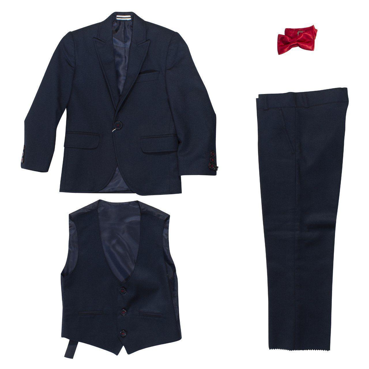 Нарядний костюм для хлопчика, 80, 92, 98 см
