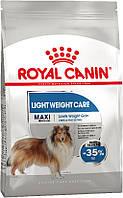 Royal Canin Maxi Light Weight Care для собак великих порід схильних до набору надлишкової ваги 10КГ