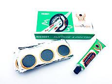 Латки в коробці (RS 3601) круглі з клеєм 30 шт