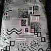 Меблева тканина велюр Бельгія шпігель ковровка ширина тканини 140 см сублімація 5134
