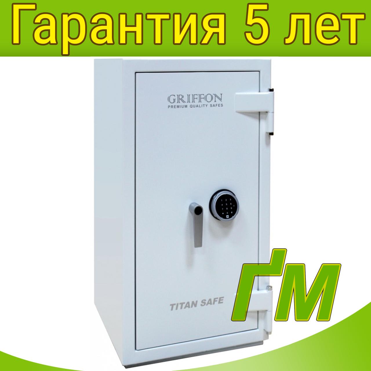 Сейф огневзломостойкий CL III.90.E White