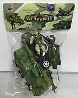 Военный набор в п/э 28*8*7,5см /144-2/ (8669-1)