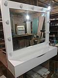 Зеркало гримерное с подсветкой А129, фото 2