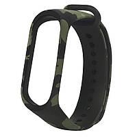 "Ремешок ""Camouflage Green"" для фитнес-браслета Xiaomi Mi Band M4"