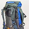 Туристический рюкзак Deuter Mountain Grete 65 л. GA-G34 цвет оливка с  черным, фото 3