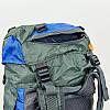 Туристический рюкзак Deuter Mountain Grete 65 л. GA-G34 цвет оливка с  черным, фото 5